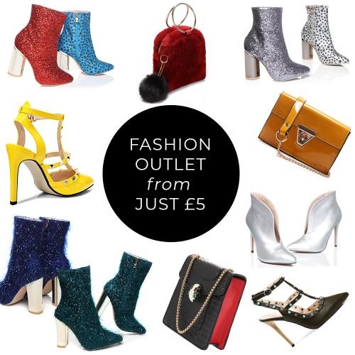 £5 Shoes & Handbags