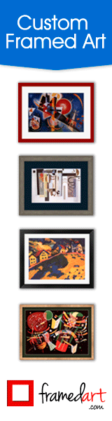 Shop FramedArt.com Today!