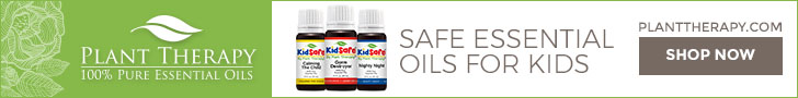 Check out Safe Essential Oils for Kids, Only at Plant Therapy!