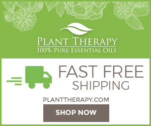 Get Fast Free Shipping at Plant Therapy Today!