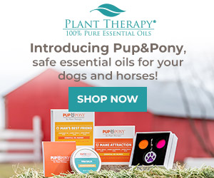 Introducing Pup&Pony: Safe Essential Oils for Your Dogs and Horses, Only at Plant Therapy. Available Now!