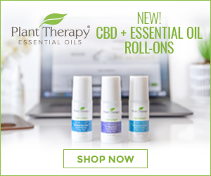 Shop the NEW CBD + Essential Oil Roll-Ons, Only at Plant Therapy!