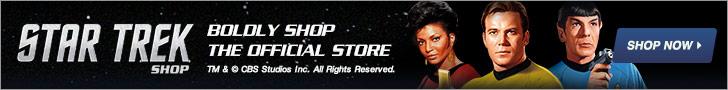 Star Trek Shop banner