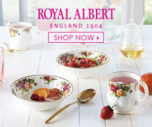 Shop RoyalAlbert.com!