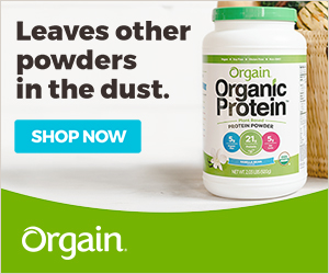 Gain Strength, Lose Weight, Daily Nutrition from Orgain