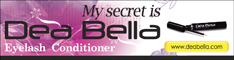Dea Bella Eyelash Conditioner affiliate program