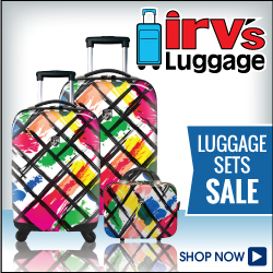 Luggage Sets on Sale & Free Shipping Over $75 + Free Returns!