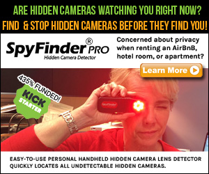 SpyFinder Pro Hidden Camera Detector