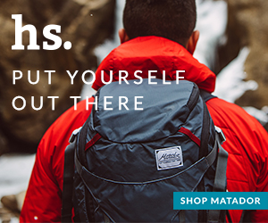 Shop Matador backpacks