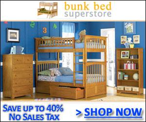 Shop Bunk Beds, Inc Today!