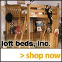 Shop Loft Beds, Inc. Today!