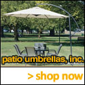 Shop at the Patio Umbrella Superstore Today!