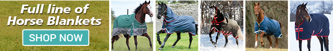 Jeffers Equine Blankets