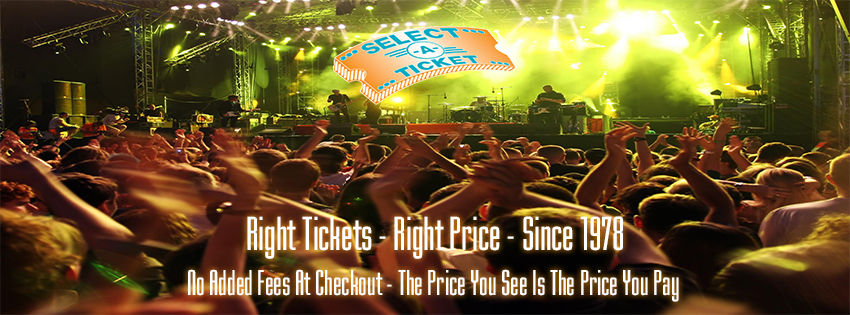 Buy Event Tickets From SelectATicket.com!