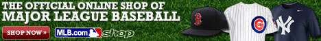 Click Here For the Official Online Shop of Major League Baseball