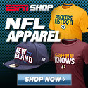 Shop NFL Apparel at ESPNShop.com!