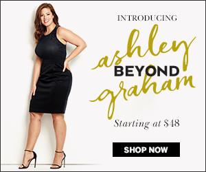 Introducing BEYOND by Ashley Graham - designer dresses in Misses and Plus Size at dressbarn.com!
