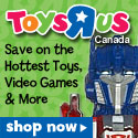 Hottest Toys and Video Games Only at Toysrus.ca!