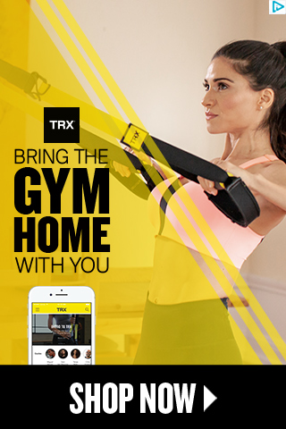 TRX - Bring The Home Gym With You