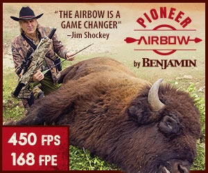 Introducing the Pioneer Airbow
