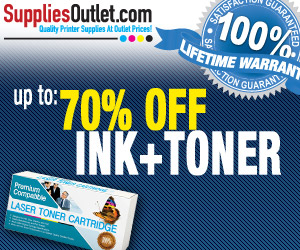 Save Up To 70% On Ink And Toner