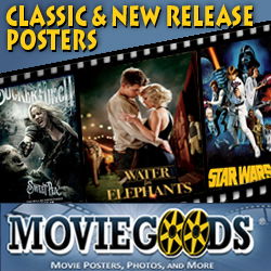 Checkout MovieGoods.com discounts and promotions today on both classic and new movie poster releases!