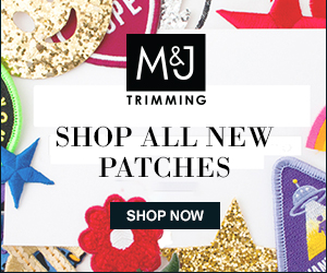 Shop Patches at M&J Trimming