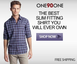 191 Unlimited - The Best Slim Fitting Shirt You Will Ever Own