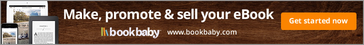 Bookbaby.com helping independents – whether authors, publishers, musicians, filmmakers, or small businesses – bring their creative efforts to the marketplace.