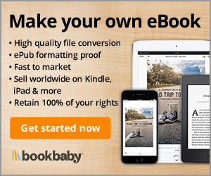 Self-publishing made easy at BookBaby.com. From eBooks, to Print On Demand to custom printed books, we love helping indies bring their creative efforts to the marketplace.