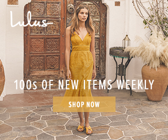 Shop Spring Fashion at Lulus: Enchanting Silouettes, Romantic Embellishments, Exquisite Details