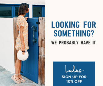 Lulus.com - The Store You've Been Looking For!