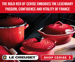 Explore the new Cerise Collection at LeCreuset.com!