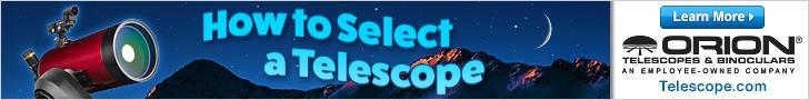 Telescope Buyer's Guide