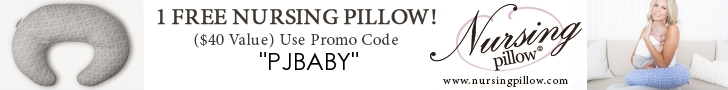 Get a Free Nursing Pillow or $40 Off!
