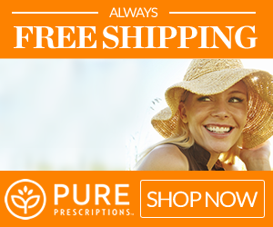 Always Free Shipping | Shop Now | Pure Prescriptions