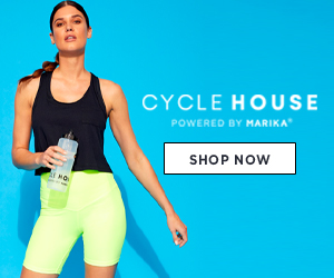 Cycle House Powered By Marika Activewear Collection + Free Shipping. Shop now!