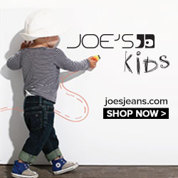 Check Out Kids Apparel from JOE'S Jeans