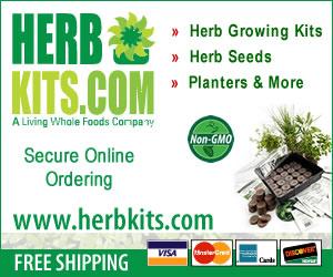 Shop HerbKits.com and Save Today!