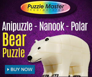 Anipuzzle - Nanook - Polar Bear Puzzle