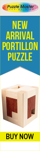 New Arrival  Portillon puzzle