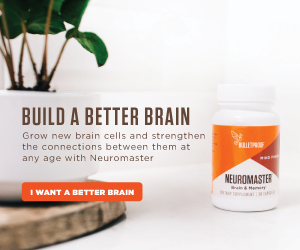 NEW! Bulletproof NeuroMaster!