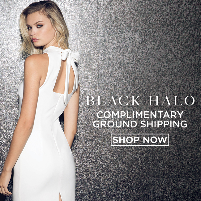Shop Black Halo for the Holidays!
