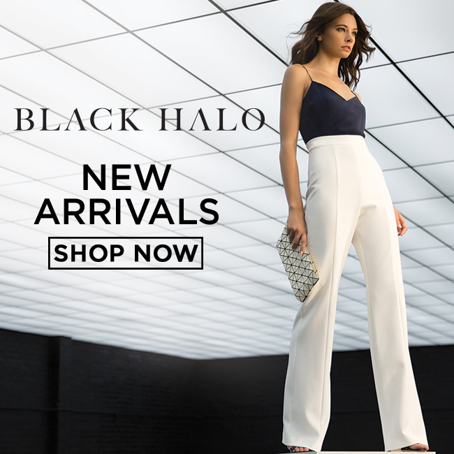 Shop Black Halo!