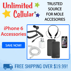 Unlimited Cellular iPhone 6 accessories