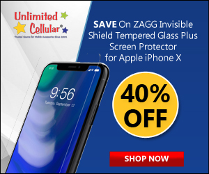 UnlimitedCellualr.com - Save 40% on Apple Iphone X Screen Protector