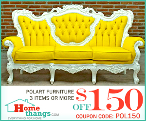 $150 off PolArt 3 items or more