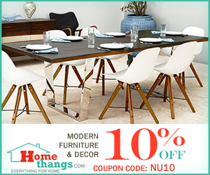 10% off Modern Furniture