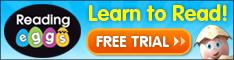 Reading Eggs - Free Trial