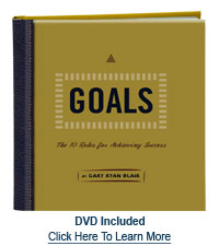 Goals, The 10 Rules for Achieving Success by Gary Ryan Blair